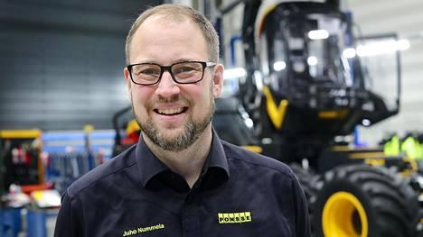 Juho Nummela nimitettiin Ponssen toimitusjohtajaksi vain 31-vuotiaana vuonna 2008 juuri ennen kuin finanssikriisi romahdutti metsäkoneiden kaupan.