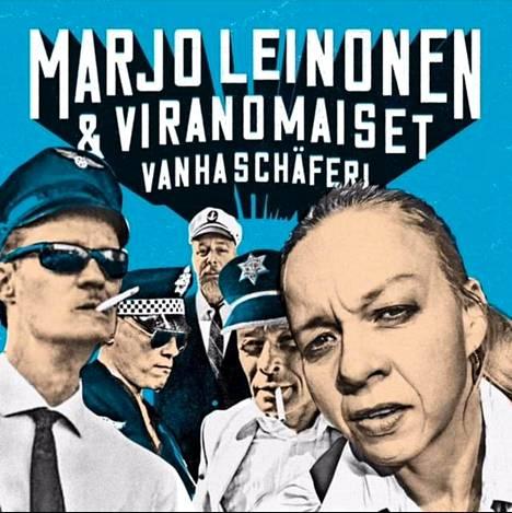 Marjo Leinonen & Viranomaiset. Juttutupa.