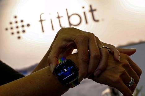 Fitbit on yksi maailman suurimmista aktiivisuusrannekkeiden valmistajista.