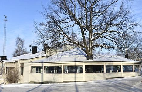 Ravintola Kaisaniemi kuvattuna 22. tammikuuta.