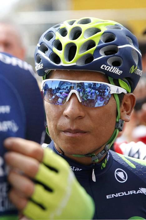 Nairo Quintana kyseenalaistaa kisajärjestäjien ratkaisut.
