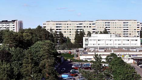 Suomessa on tuoreen väitöskirjan mukaan 603 kerrostalolähiötä. Kuva Helsingin Kontulasta.