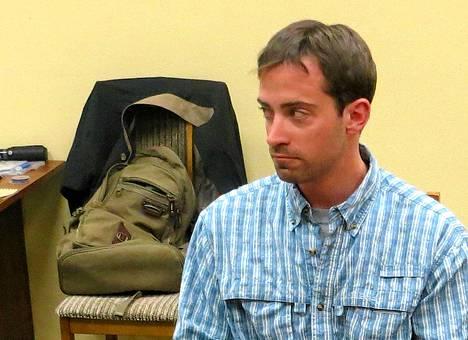 Ryan Fogle pidätettiin viime viikolla Moskovassa.