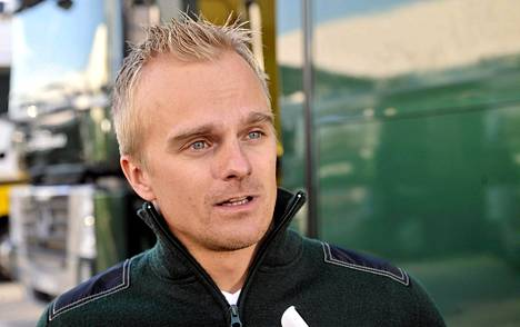 Heikki Kovalainen on ilman tallipaikkaa.