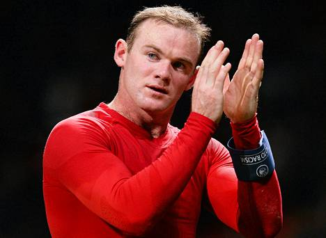 Wayne Rooney ihaili nuorempana Jari Litmasta.