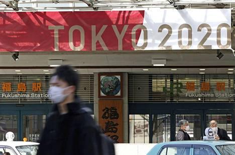 Paine Tokion olympialaisten siirtämiseksi kasvaa.