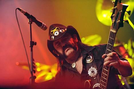 Motörheadin nokkamies Lemmy Kilmister kärsii jälleen terveysongelmista, minkä vuoksi keikkoja Yhdysvalloissa on jouduttu perumaan.