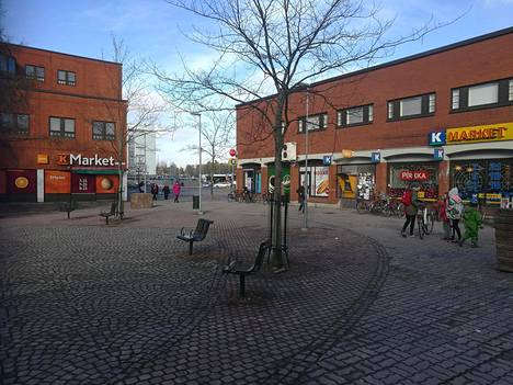 K-Market Timantti