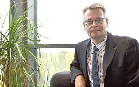 Ensi vuonna Huhtamäellä on kaksi tuliterää tehdasta, kehuu toimitusjohtaja Jukka Moisio.