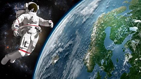 Astronautti Koulutus