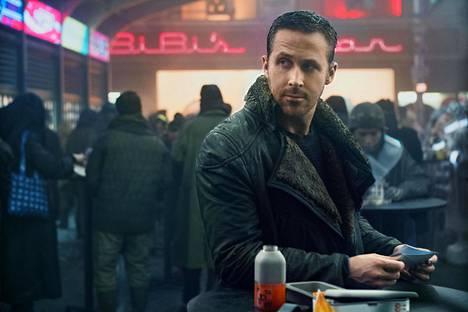 Blade Runner 2049 -elokuvassa Ryan Gosling on replikantti nimeltään K.
