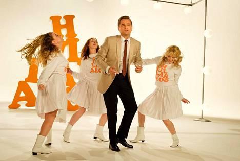 Tv-tähti Rick Dalton (Leonardo DiCaprio) on yksi Once Upon a Time in Hollywoodin päähenkilöistä.