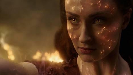 X-miehiin kuuluva Phoenix (Sophie Turner) muuttuu pahaksi.
