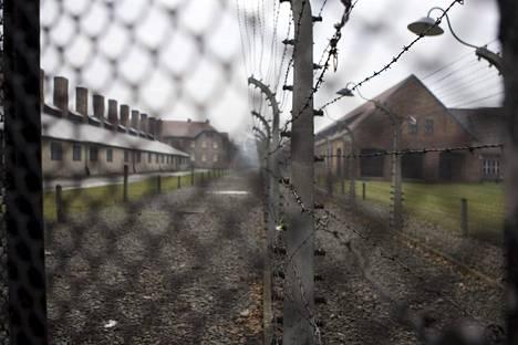Tunnettu Auschwitzin keskitysleiri Puolassa on muutettu museoksi.