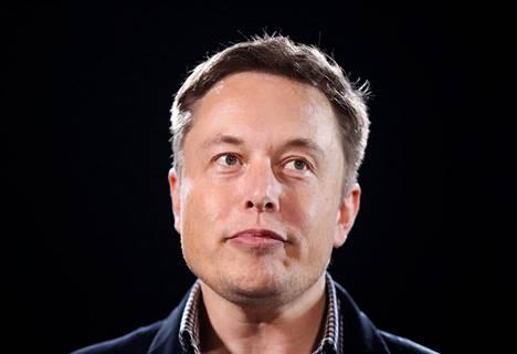 Elon Musk tunnetaan myös avaruusyhtiö Space X:n perustajana.