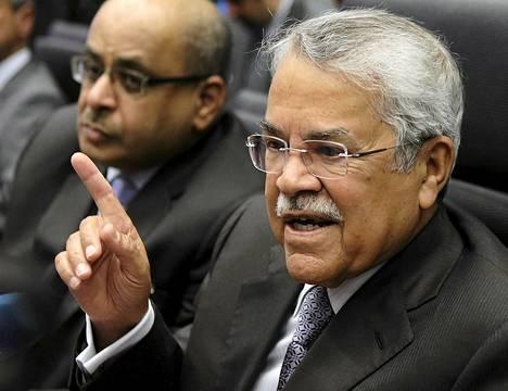 Saudi-Arabian öljyministeri Ali al-Naimi.