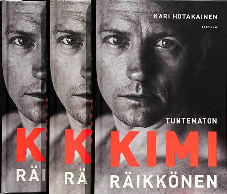 Tuntematon Kimi Räikkönen palkittiin Vuoden urheilukirjana 2018.