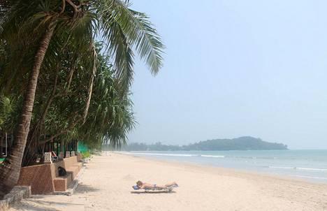 Thaimaan-matkoille on vielä jäljellä hajapaikkoja jouluksi. Kuva Ko Lantalta.
