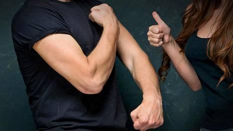 Mitä lihaksikkaampi, sitä vetävämpi?