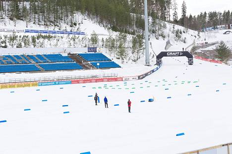 Hiihdon maailmanmestaruuskilpailut järjestetään Lahdessa helmi–maaliskuussa 2017.
