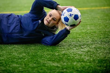 Katriina Talaslahden edustama Lyon pelaa Mestarien liigan lopputurnauksessa.