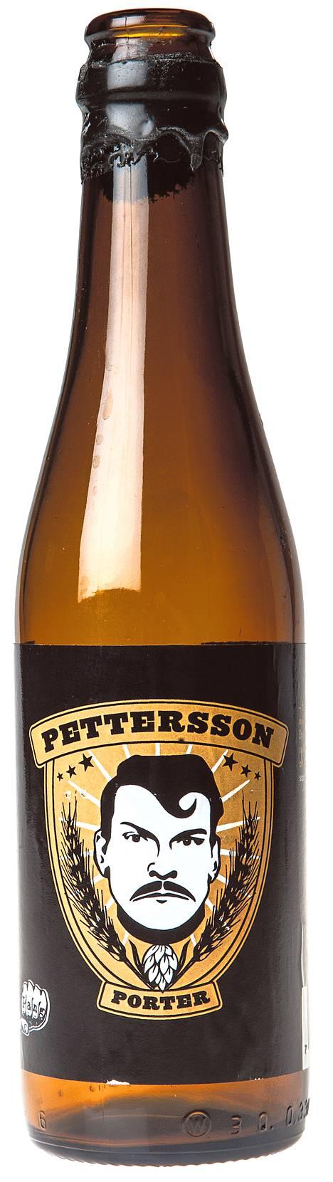 Tyhjä Pettersson. <br />Maistui mämmiltä.