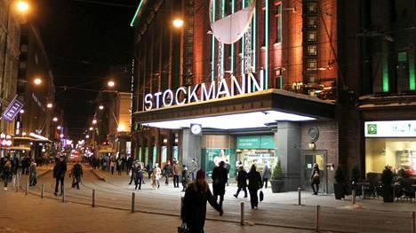 Open House Helsinki -tapahtuma tarjoaa harvinaisen tilaisuuden päästä kurkistamaan Stockmannille yöaikaan.