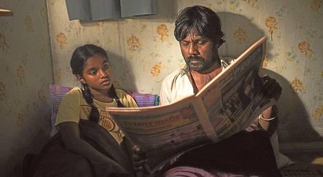 Pakolaistarina Dheepan on festivaalin odotetuimpia elokuvia.