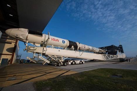 Nasan ja Elon Muskin yhteistyö on toiminut ennenkin. Muskin yhtiön SpaxeX:n Crew Dragon -avaruusaluksen on määrä toteuttaa toinen miehitetty lentonsa kansainväliselle avaruusasema ISS:lle ensi viikolla.
