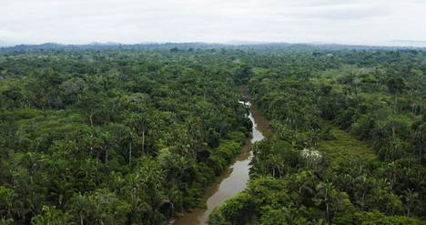 Cateté-joki virtaa xikrin-kansan maa-alueen läpi. Joki on pilaantunut Valen kaivostoiminnan takia eikä sen vettä voi enää käyttää eikä joen kaloja voi syödä.