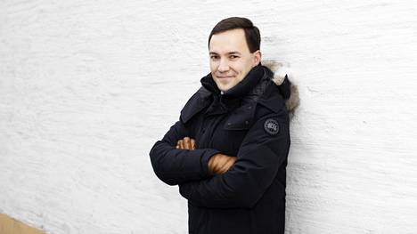 Wille Rydman on toisen kauden kansanedustaja.
