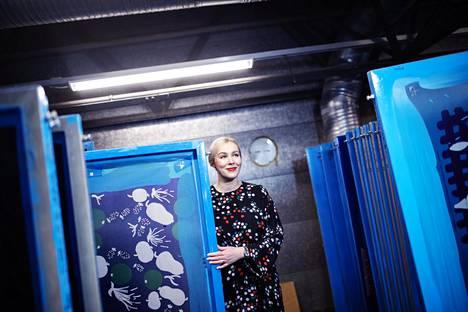Tiina Alahuhta-Kasko on johtanut Marimekkoa keväästä 2015 lähtien.