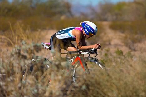 Vastatuuli vei Kaisa Salin ennätysmahdollisuudet Arizonassa.