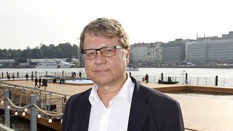 Pekka Sauri syö mielellään silakkaa. Markkinoiden makuraadissa hän oli viimeksi kymmenisen vuotta sitten.