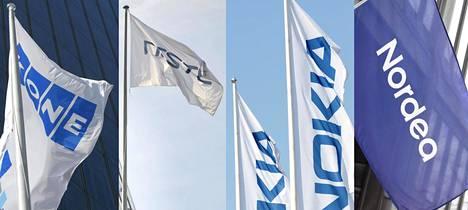 Neste, Kone, Nokia ja Nordea kertoivat tuloksistaan torstaina.