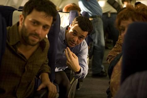 Paul Greengrassin elokuva United 93 kertoo lentokoneen matkustajien taistelusta terroristeja vastaan 11.9.2001.