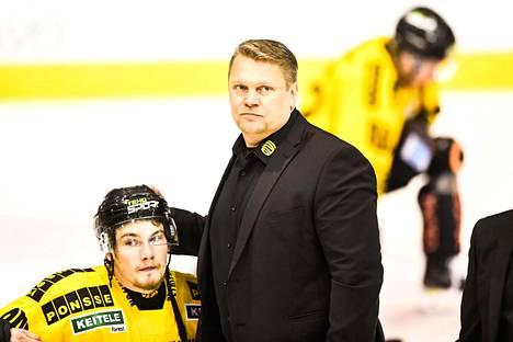 KalPan päävalmentaja Pekka Virta pettyi pelaajiensa puolesta.