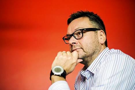 HIFK:n urheilujohtaja Tom Nybondas on saanut kritiikkiä, kun seuran taival päättyi jo ennen puolivälieriä.