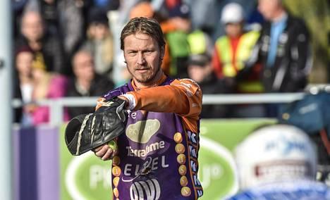 Toni Kohonen on yksi Suomen kaikkien aikojen parhaista pesäpalloilijoista.