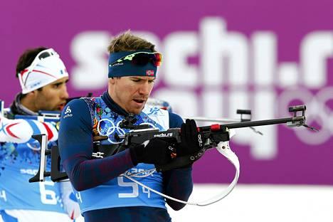 Emil Helge Svendsen edusti Norjaa Sotšin talviolympialaisissa.