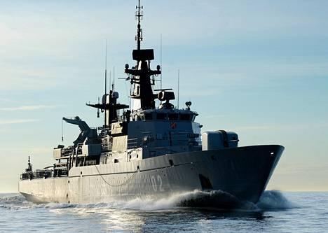 Laivue 2020 -alukset korvaavat nykyiset miinalaivat. Miinalaiva Hämeenmaa on sisaraluksensa Uusimaan kanssa Merivoimien suurin taistelualus.