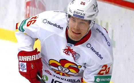 Zagrebissa pelatusta ottelussa Petteri Wirtasen pelipaidan olkapäissä oli ulkomaisen vedonlyöntiyhtiön mainokset.