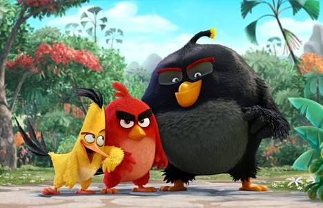 Angry Birds -elokuva ensimmäinen traileri julkaistaan syyskuussa.