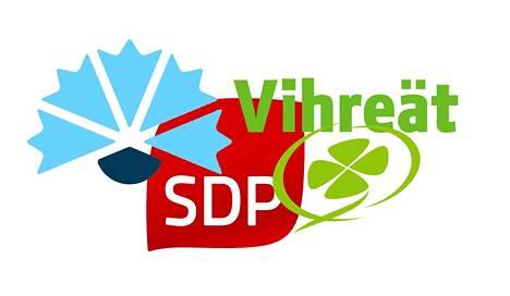 HS-gallupin mukaan suosituimmat puolueet ovat kokoomus, Sdp, vihreät ja keskusta.