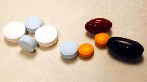 Suuret annokset vitamiineja voivat olla haitaksi.
