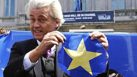 Geert Wildersin PVV-puolueen murskavoitto olisi pannut Hollannin kuohuntatilaan, mikä olisi väistämättä heijastunut myös muuhun EU:hun.