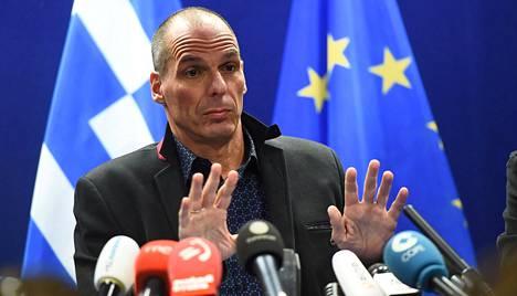 Kreikan valtiovarainministeri Gianis Varoufakis sanoi uskovansa, että euromaat ja Kreikka löytävät vielä ratkaisun.