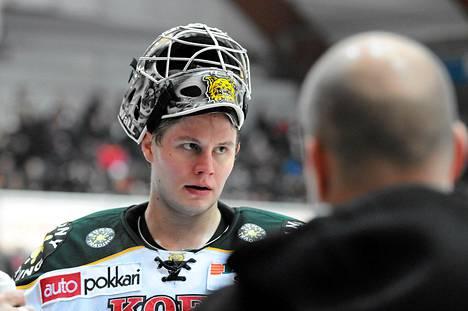 Hannu Toivonen pelasi kaudella 2008-09 Ilveksessä.