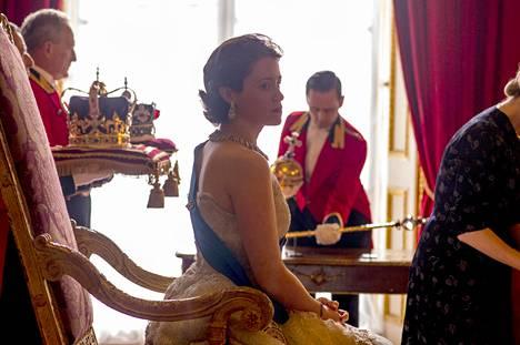 Peter Morganin käsikirjottamassa tv-sarjassa The Crownissa pääosaa näyttelee Claire Foy.