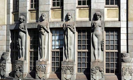 Uusi ylioppilastalo on Helsingin yliopiston ylioppilaskunnan koti. HYY poisti perussuomalaisten opiskelijajärjestön jäsenrekisteristään.